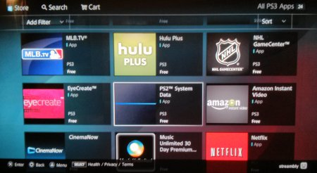 Ps3 How To Download The Netflix Amazon And Other Streaming Apps For The Sony Ps3 Streambly