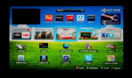 how to delete apps on samsung smart hub