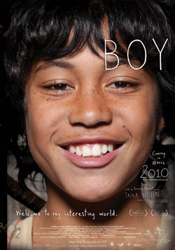 Poster for Boy