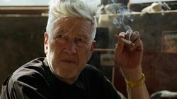 Still from David Lynch: The Art Life