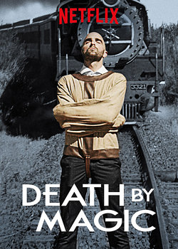 Poster for Death By Magic