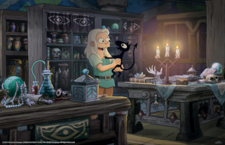 Still from Disenchantment