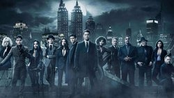 Promo graphics for Gotham