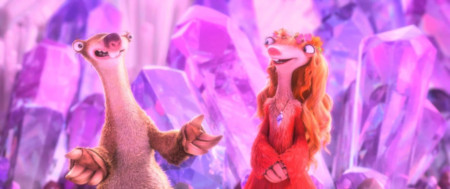 Still from Ice Age: Collision Course