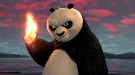 Still from Kung Fu Panda