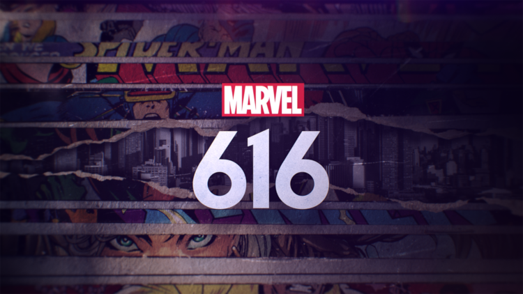 Promo Graphics for Marvel's 616