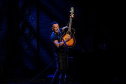 Still from Springsteen on Broadway