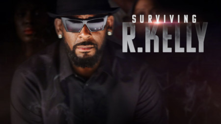 Promo graphics for Surviving R. Kelly