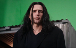 Still grab from The Disaster Artist