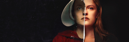 Promo image for The Handmaid's Tale