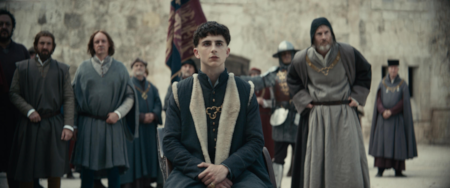Still from The King