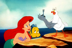 Still from The Little Mermaid