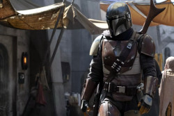 Still from The Mandalorian