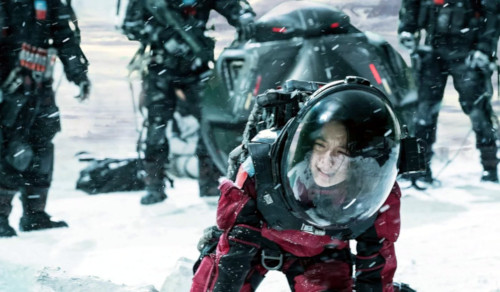Still from The Wandering Earth