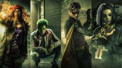 Promotional Still for Titans