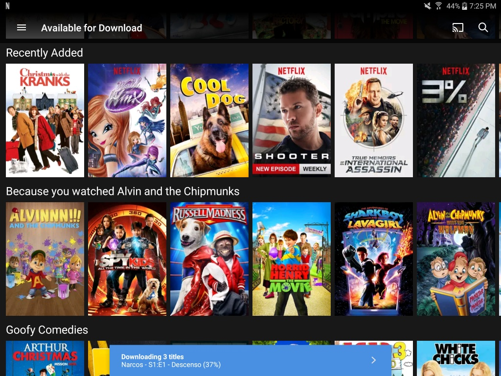 Netflix Adds Offline Mode, but There Are Catches | streambly