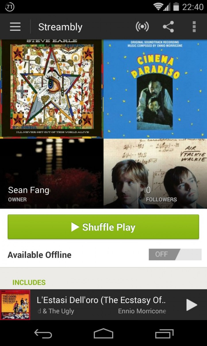 Spotify Mobile Now Free, With Limits | streambly