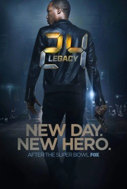 Poster for 24: Legacy