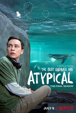 Poster for Atypical: Season 4