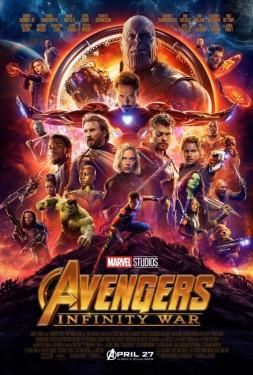Poster for Avengers: Infinity War