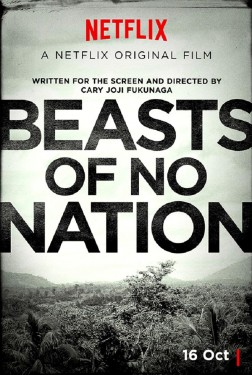 Poster for Beasts of No Nation