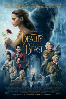 Poster for Disney's Beauty and the Beast
