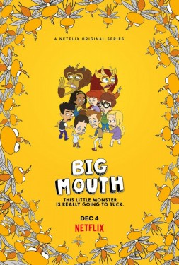 Poster for Big Mouth Season 4