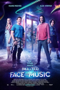 Poster for Bill & Ted Face The Music