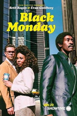 Poster for Black Monday