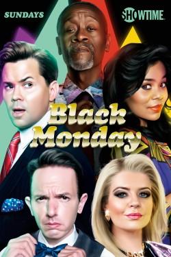 Poster for Black Monday: Season 3