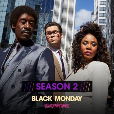 Poster for Black Monday: Season 2