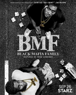 Poster for BMF