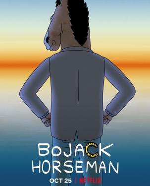 Poster for BoJack Horseman