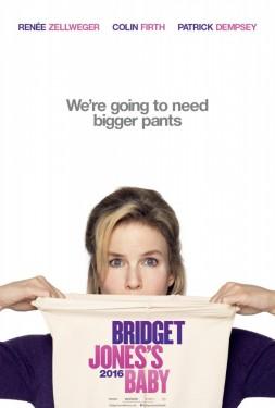 Poster for Bridget Jones's Baby