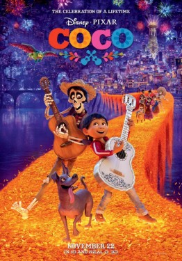 Poster for Coco