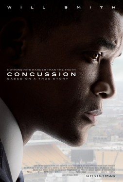 Poster for Concussion