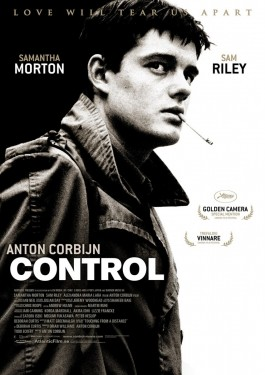 Poster for Control