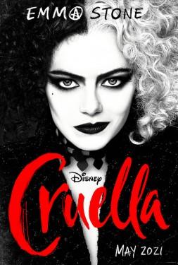 Poster for Cruella