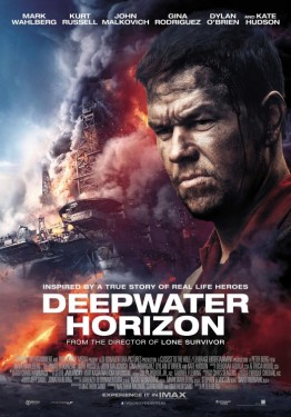 Poster for Deepwater Horizon