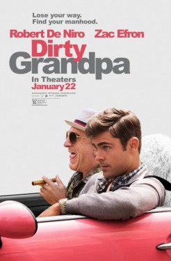 Poster for Dirty Grandpa