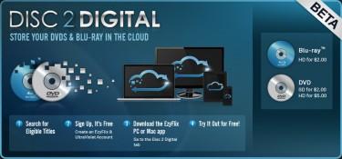 Disc-2-Digital Process