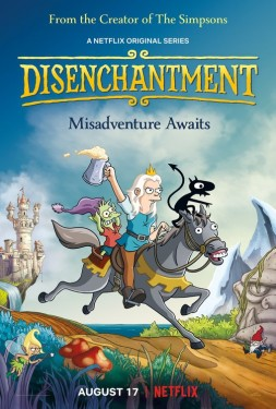 Poster for Disenchantment