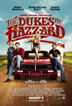 Poster for The Dukes of Hazzard (2005)