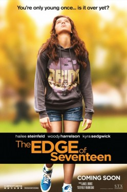 Poster for The Edge of Seventeen
