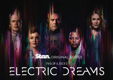 Poster for Philip K. Dick's Electric Dreams
