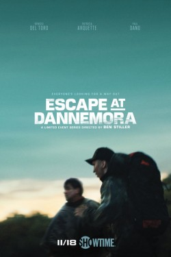 Poster for Escape at Dannemora