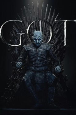 Poster for Game of Thrones - Season 8