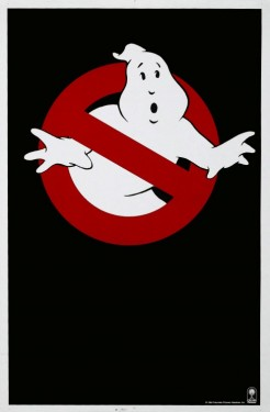 Poster for Ghostbusters (1984)