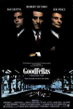 Poster for Goodfellas