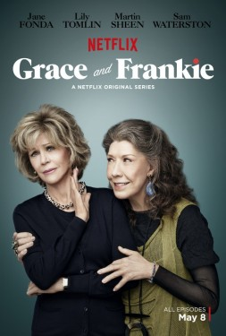 Poster for Grace and Frankie